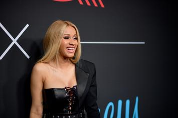 Cardi B Strongly Hints At New Music Dropping Tonight