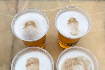 "MLB Warns Yankees: ""Beer Foam Art"" Featuring Players Is Prohibited"