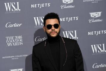 "The Weeknd Lands Largest Spotify Debut Of 2018 With ""Call Out My Name"""