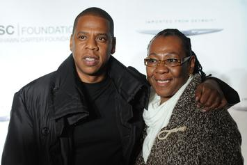 "Jay Z Explains Why He Cried When His Mother Came Out: ""She Was Free"""