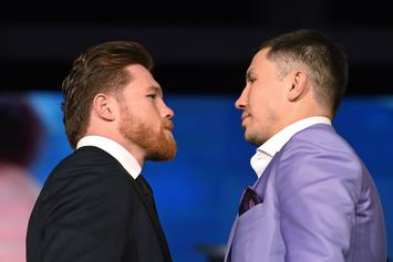 Canelo Alvarez vs Gennady Golovkin Rematch Cancelled