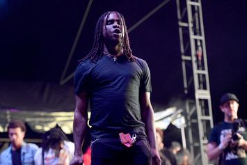 "Chief Keef Reveals Artwork And Release Date For ""Back From The Dead 2"" Mixtape"