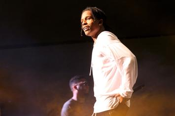 BEEN TRILL's Heron Preston Responds To ASAP Rocky Diss With New Shirt