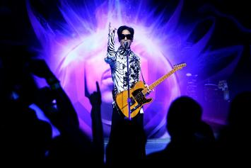 "Stream Prince's Solo Album ""Art Official Age"" & Collaborative Album ""PlectrumElectrum"""
