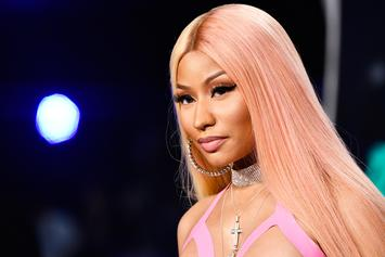 Nicki Minaj Sighted In Public For Only Third Time This Year