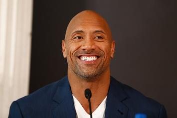 "Dwayne Johnson Is A Self Proclaimed ""Big, Brown, Bald, Tattooed Oprah"""