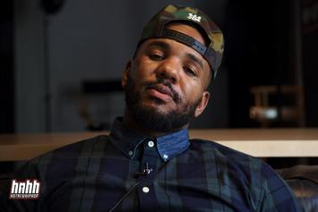 "Game Gets ""Chronic"" & ""Documentary"" Tattoos"