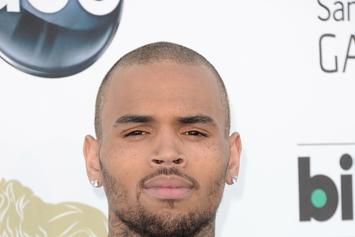 Chris Brown Heckled By Man Claiming To Be Crip Outside Nightclub