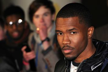 """Frank Ocean Says He's """"10, 11 Tracks"""" Into Next Project"""