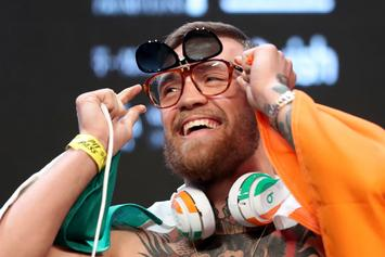 Conor McGregor Incident Forces UFC To Cancel Multiple Fights