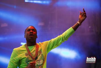 """Meek Mill Reveals Tentative Tracklist For """"Dreamchasers 3"""""""