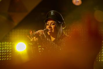 """Cardi B's """"Invasion Of Privacy"""" Goes Gold On First Day"""