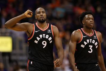 Toronto Raptors Set Franchise Record & Clinch 1st In The East