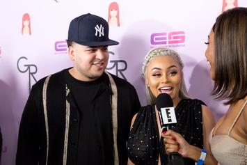Blac Chyna Prepared To Fight Rob Kardashian For Custody Of Daughter Dream: Report