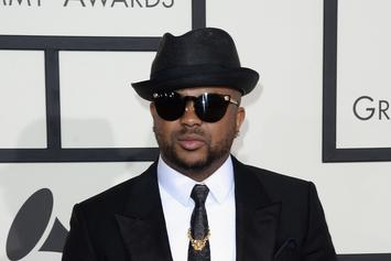 "The-Dream Reveals Tracklist For ""IV Play"""