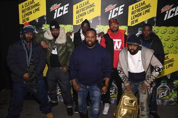 "Wu-Tang Clan Sued For $1 Million Over ""Once Upon A Time In Shaolin"" Cover"