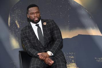 """50 Cent Says Son """"Already Acts Like"""" Him After Death In Family"""
