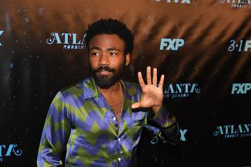 """Donald Glover Watched """"Empire Strikes Back"""" To Prepare For Lando Role"""