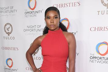 """Gabrielle Union Seen With Tristan Thompson's Side Chick: """"We Ain't Involved"""""""