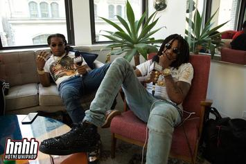 """Migos Talk About Connecting With Drake & """"Versace"""" Remix On The Breakfast Club"""