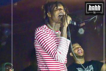 Lil Wop, Chxpo & Lil West Had Brooklyn Moshing For HNHH's Fire Emoji Live