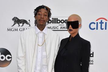 Wiz Khalifa Clowns Amber Rose In Instagram Comments, Amber Responds