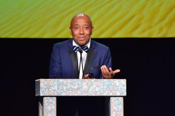 "Russell Simmons Calls Rape Lawsuit ""A Work Of Pure Fiction"""