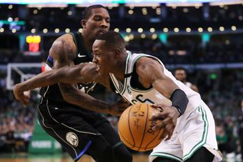 """Eric Bledsoe On Terry Rozier: """"I Don't Even Know Who The F*ck That Is"""""""