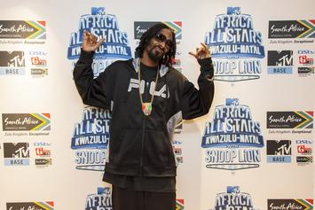 Snoop Dogg Explains His Name Change & Talks BET Cyphers