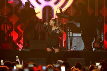 Ariana Grande Comforted By Boyfriend Mac Miller In Her Return Back To The States