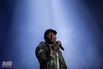 "Kendrick Lamar On Grammy Snub: ""Everything Happens For A Reason"""