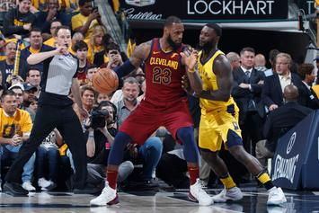 Cavaliers vs Pacers Game 4 Sends NBA Twitter Into A Frenzy