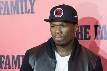 50 Cent Is In The Studio With Jadakiss & Styles P