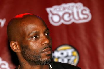 """DMX Wants To Fight & """"Piss On"""" George Zimmerman"""