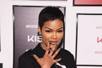 Teyana Taylor Grinds With Stripper While Eating Chicken At Texas Night Club