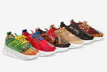 2 Chainz x Versace Sneaker Collection: Where To Buy