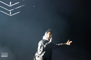 "The Weeknd Announces ""King Of The Fall"" Tour With Schoolboy Q & Jhene Aiko"