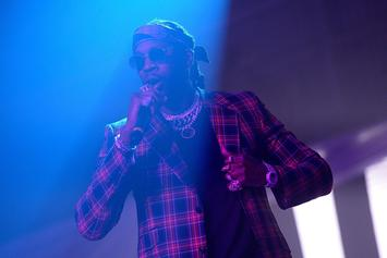 "2 Chainz & Karrueche Collaborate On ""Pretty Girls Like Trap Music"" Playlist"