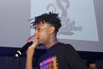 21 Savage's Beef With 22 Savage Escalates