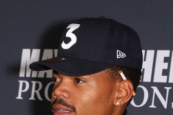Chance The Rapper Recovers From The Flu & Tonsillitis; Cancels More Shows