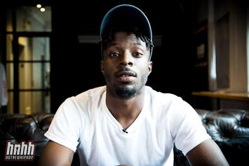 Real Earthy: A Conversation With Isaiah Rashad