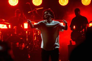 """Joey Badass Tells J. Cole & Kanye West That He Still Has The Best """"Waves"""" Ever"""