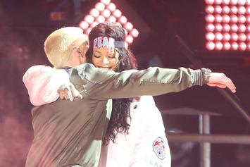 """Eminem's Wraps Up """"The Monster Tour"""" With Special Shade 45 Interview"""