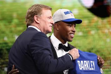 Here Are The 2018 NFL First Round Draft Results