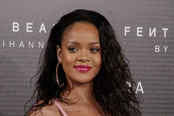 Rihanna Deletes #FreePalestine Tweet, Claims It Was An Error