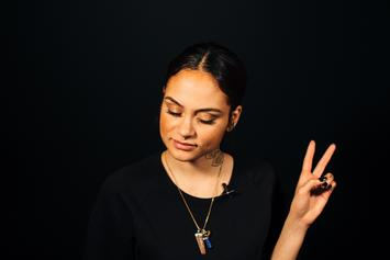 Kehlani Denies It's Her In Leaked India Love Sex Tape
