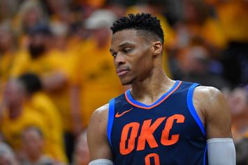 Russell Westbrook Snaps On Fan Following Decisive Game 6 Loss