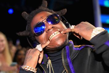 Kodak Black Claims Police Seized Hard Drives Of Music & Jewelry In Home Raid: Report