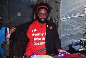 "Questlove Busts Out ""Kanye West Doesn't Care About Black People"" Shirt"
