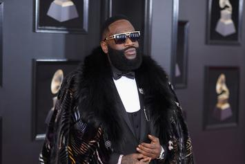 """Rick Ross Shares Official Tracklist To """"Rather You Than Me"""" Album"""